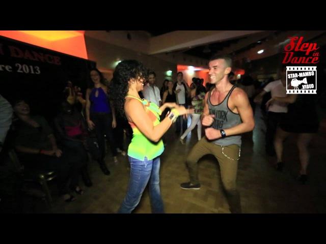 Magna Gopal Reda Dance @ STEP IN DANCE 2012