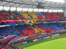Ultras CSKA Moscow - Best of Chereographies ! (PURE ART )