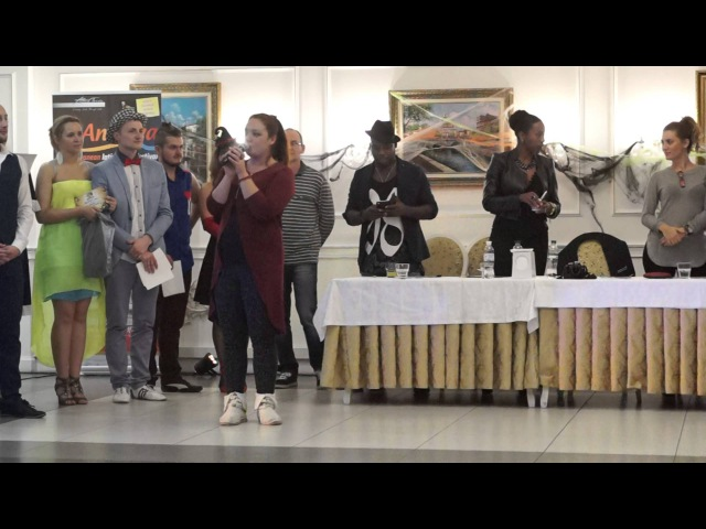 Si al ... 2015 - Речь Ганночко Юлии