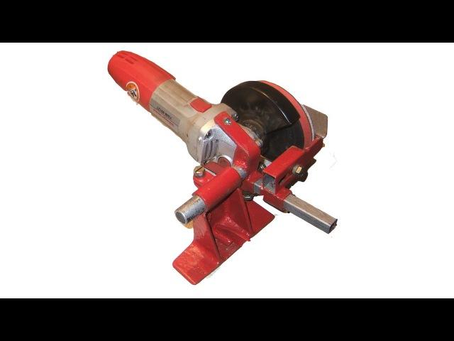 УНИВЕРСАЛЬНОЕ ПРИСПОСОБЛЕНИЕ ДЛЯ БОЛГАРКИ. Bracket for an angle grinder