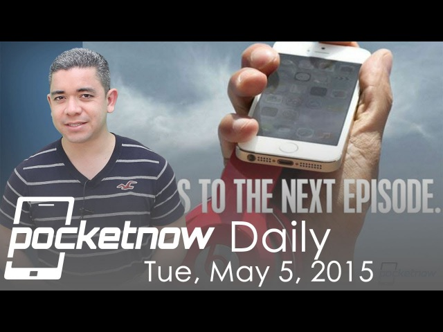 Apple vs. Spotify, HTC sales drop, Apple Watch third-party stuff more - Pocketnow Daily