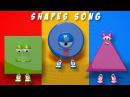 Shapes song | we are shapes | 3d shapes | kids tv learning videos