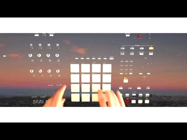 Ena-N - White window - LIVE MPC