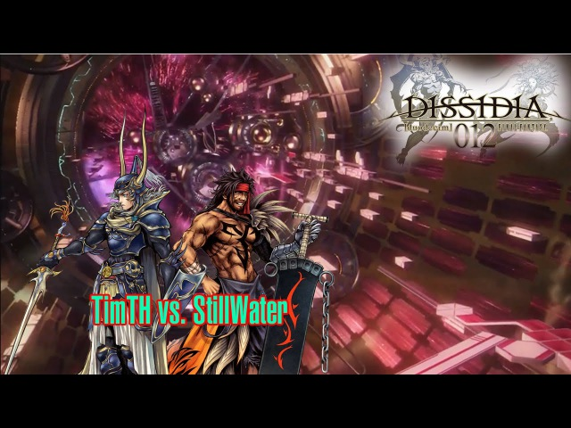 Dissidia Duodecim [012]: Warrior of Light (TimTH) vs. Jecht (StillWater) in Orphan's Cradle