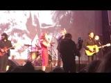 Beck, Jakob Dylan, Regina Spektor 'Monday Monday' 10122015 early show