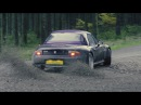 BMW Z3 2.8 and E36 drift in the woods