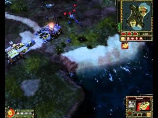 02 Red Alert 3   тактические советы сетевая игра