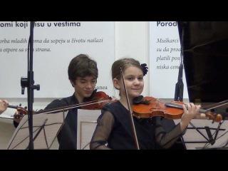 Dunja Kalamir(7), Concertino by P.Nikolic