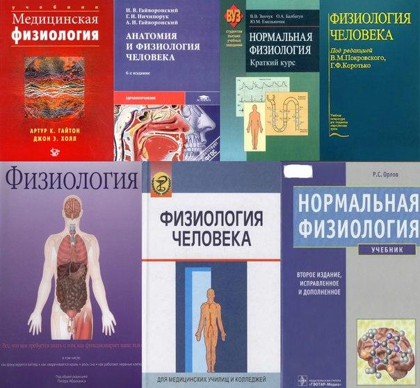 Покровский физиология скачать pdf