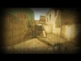 CS:GO мувик, Dust II соревновательная. Беркуты II