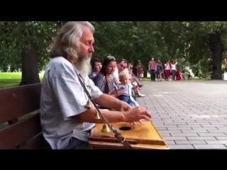Гусляр Александр Субботин-Любослав - Былина о князе Игоре