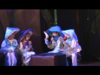 Танец Светлячки + Сцена № 5