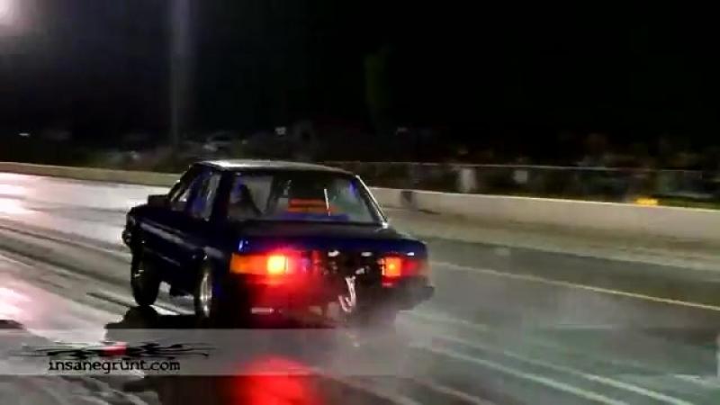 Крутой Драг Рейсинг Гонки на Машинах Amazing Car Street Drag Race Raceway