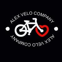 Логотип A l e x - V e l o - C o m p a n y