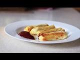Вкуснейший завтрак из сыра и белого хлеба за 5 минут