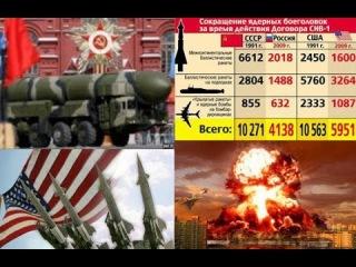 Ядерное противостояние России и США- вчера и сегодня