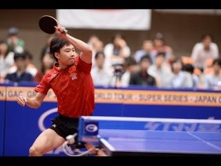 Japan Open 2014 Highlights: Yu Ziyang Vs Jun Mizutani (FINAL)