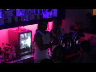 DJ BRUNO F @ Orquidea Club @ White Party 02-08-2014