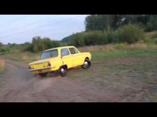 Полевой круизинг на ЗАЗ 968 / ZAZ 968