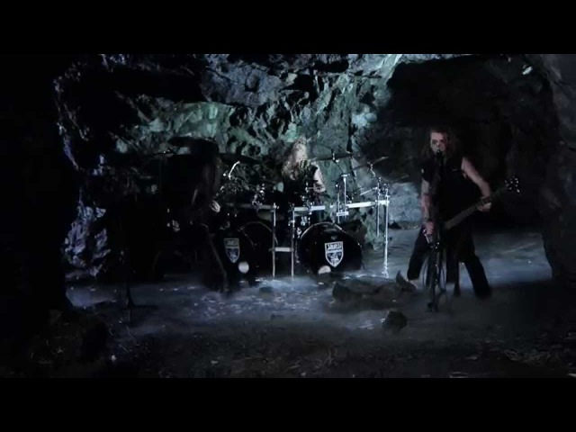 Uburen - Blood Eagle (Official Music Video)