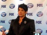 Adam Lambert - Backstage At American Idol Finale 52009