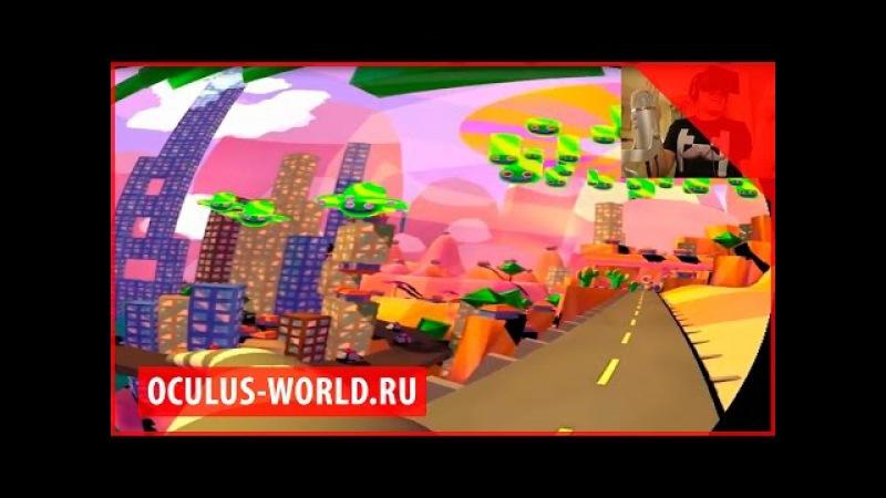 Dump Going Elephants на Oculus Rift | Дамп Элефантс Окулус Рифт игра обзор тест хвост слон хобот