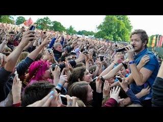 Imagine Dragons - Shots (Radio 1's Big Weekend 2015)