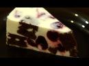 Торт-суфле с творогом и вишнями. Пошаговый рецепт. Простой и вкусный.
