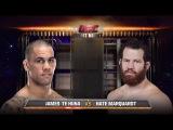UFC 188 Free Fight Nate Marquardt vs. James Te Huna