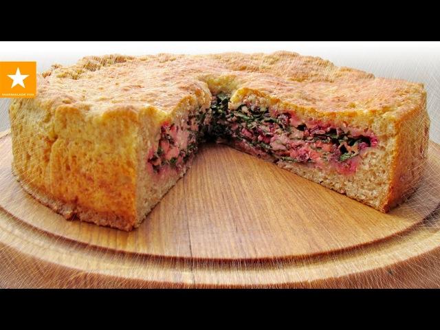 Не осетинский пирог от Мармеладной Лисицы. Рецепт без дрожжей и яиц » Freewka.com - Смотреть онлайн в хорощем качестве