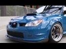 Laguna Seca blue Subaru Sti | Third World Society