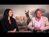 Max Thomas Haden Church &amp Lauren Graham Official Movie Interview