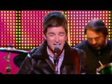 The Death of You and Me First LIVE on TV - Noel Gallaghers High Flying Birds