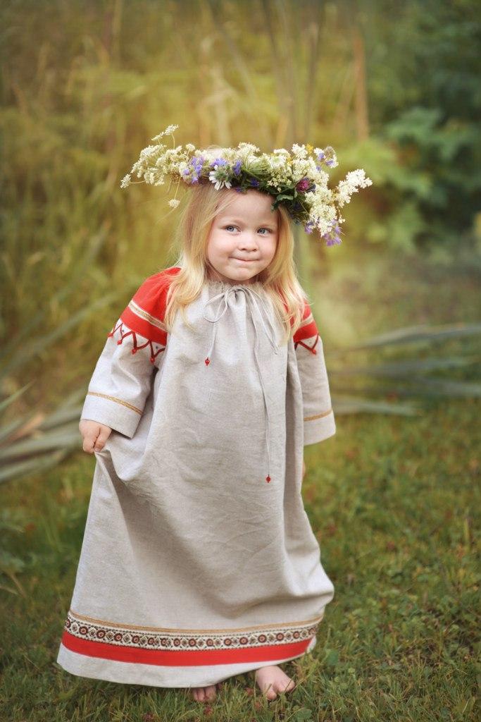 Детскиэ Платья Для Ивани Купали