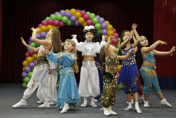 Инструктор по танцам Соколовская Елена