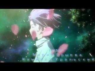 Аниме клип о любви - Эта песня для тебя (Anime mix + Анимэ романтика + Новые видео 2015) - YouTube