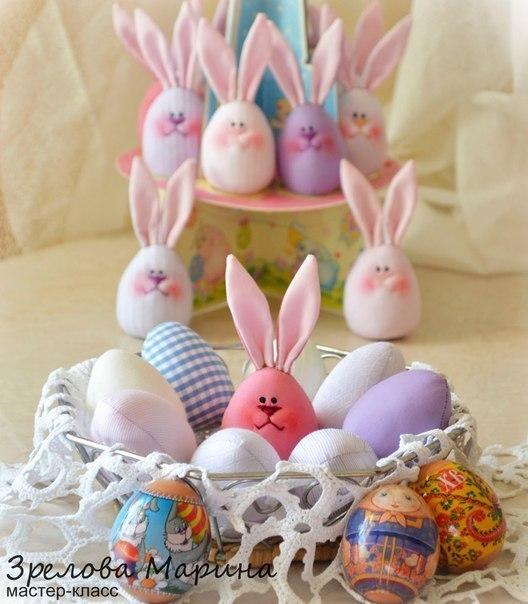 Ideas para el hogar: Conejos de pascuas