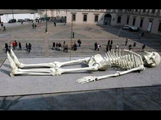 Сенсация.В Индии археологи нашли человека гиганта.Территория загадок