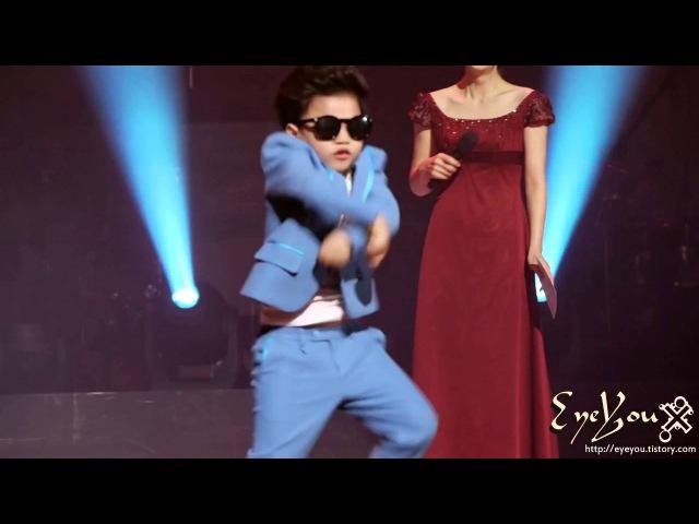 Gangnam Style Little Psy Boy