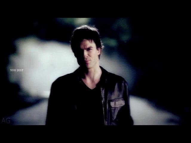 Damon Elena I can't lose you
