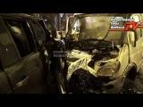 В Донецке боевики на джипе вылетели на встречку и врезались в автобус