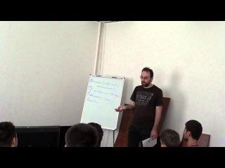 Лекция по основам Java. Работа с XML