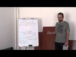 Лекция по основам Java. Работа с базами данных