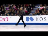 2015 Skate Canada. Men - SP. Adam Rippon