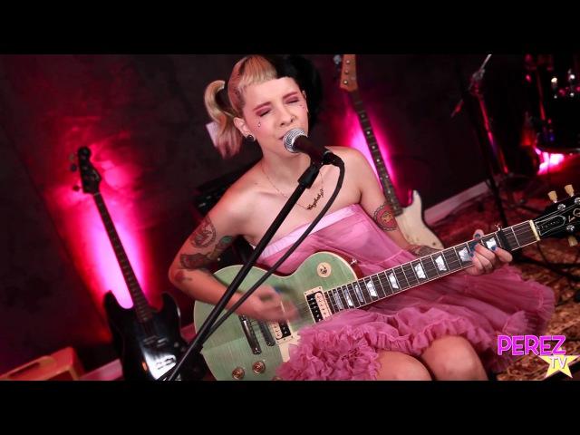 Melanie Martinez Pity Party Exclusive Perez Hilton Performance