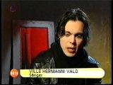 HIM Ville Valo Entrevista TV alemana 2000