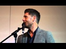"Jensen Ackles singing ""Crazy Love"" & ""The Weight"" @ Asylum 14"