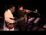 International #JazzDay Herbie Hancock and George Benson