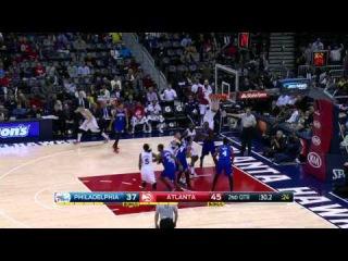 [HD] Philadelphia 76ers vs Atlanta Hawks | Full Highlights | December 10, 2014 | NBA Season 2014/15