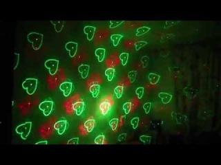 Лазерный проектор 016C